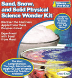 Sand, Snow and Solid Physical Science Wonder Kit