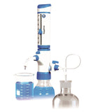 1-10mL Sapphire Research Grade Bottle Top Dispenser w/Dual Inlet Technology - Online Science Mall