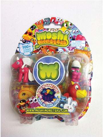 Moshi Monsters Moshlings - 5 Pack Collectables