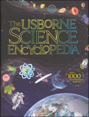 Science Encyclopedia Reduced Size Book Internet Linked