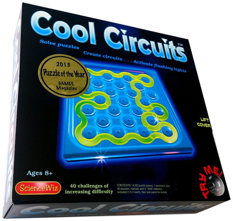 Science Wiz: The Game of Cool Circuits for Ages 8+