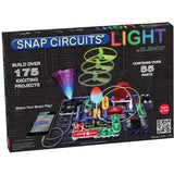 Snap Circuits Light Kit - Build over 175 Electronics Projects