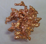 Sculpture Copper Mineral Specimen 1 - 1.25 Inches