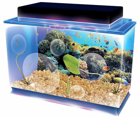 Deluxe Edition Sea-Quarium w/Sea-Saurus Eggs & LED Light