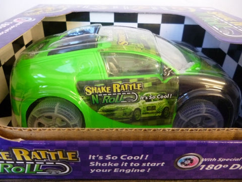 Shake Rattle N Roll Car by Can You Imagine - Green