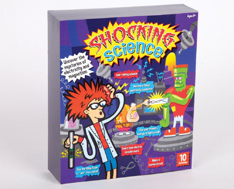 Be Amazing! Shocking Science STEM Activity Kit