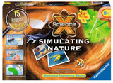 Science X - Simulating Nature Kit - 15 Learning Activities
