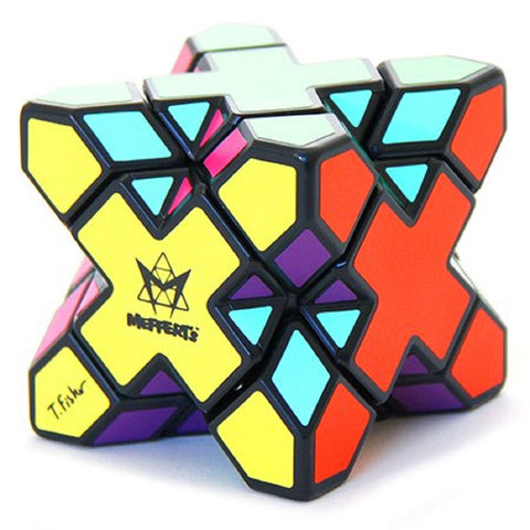 Skewb Xtreme - Meffert's Brain Teaser Puzzle by Recent Toys