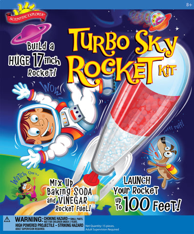Scientific Explorer's Turbo Sky Rocket by Poof-Slinky