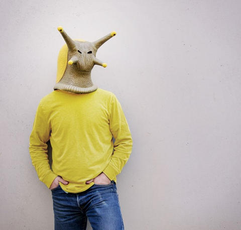 Banana Slug Mask by Accoutrements – Online Science Mall