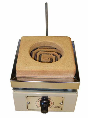 Deluxe Ceramic Laboratory Heater - Hot Plate