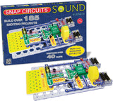 Snap Circuits Sound Kit - 185 Projects