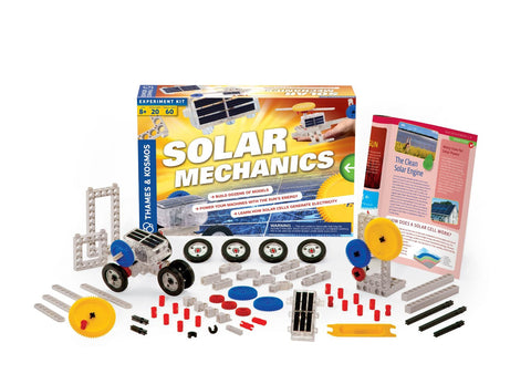 Thames & Kosmos Solar Mechanics Construction Kit