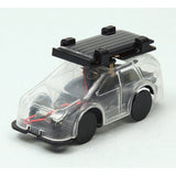 Solar Miniature Car Kit By Artec