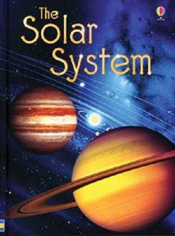 Usborne Beginners The Solar System Hardcover