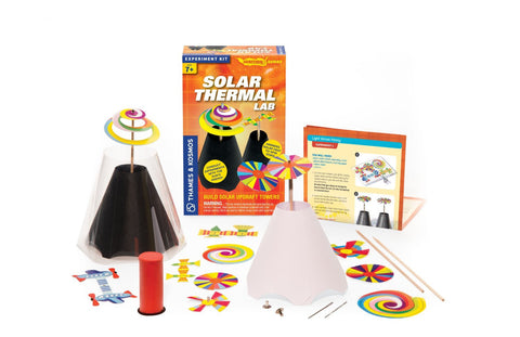 Thames & Kosmos Solar Thermal Lab Science Kit