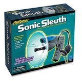 Sonic Sleuth; Powerful Hand Held Listening Device Toy