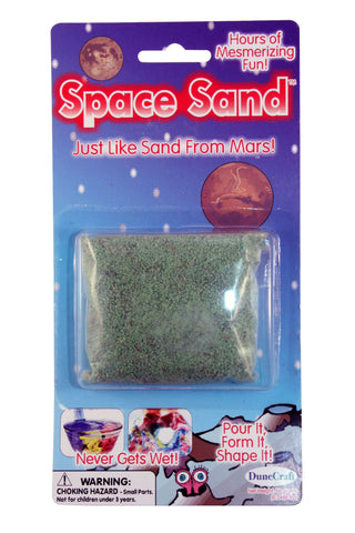 Green Space Sand: 2oz of Hydrophobic Sand