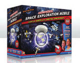 Space Exploration Mobile with Remote Control