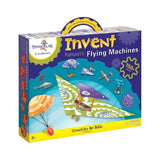 Spark Lab Smithsonian Invent Fantastic Flying Machines Craft Kit