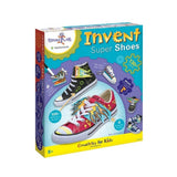 Spark Lab Smithsonian Invent Super Shoes Craft Kit
