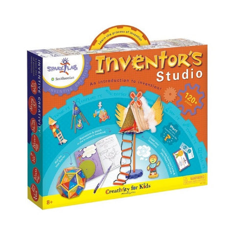 Spark Lab Smithsonian Inventor's Studio Craft Kit