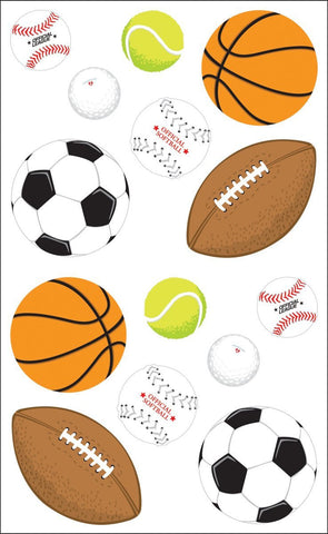 Mrs. Grossman's Stickers Sports