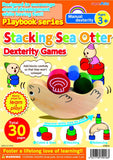 Stacking Blocks Dexterity Games Ages 3+ Playbook By Artec