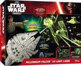 Star Wars Science Millennium Falcon UV Light Laser, by Uncle Milton