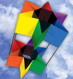 StarBox-WindNSun Cellular Nylon Kite 36 Inches