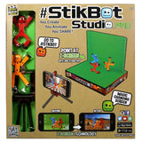 Stikbot Animation Toy Studio Pro w/ Stikbots - Tripod & Z Screen