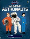 Space Pack - 4 Usborne Sticker Activity Books