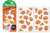 Scratch & Sniff Pizza Scented Stickers