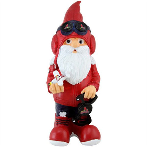 St. Louis Cardinals Thematic Team Garden Gnome