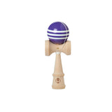 Kendama Stripes Wooden Ball Catch Game - Colors Vary