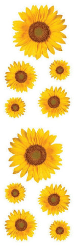 Mrs Grossman's Stickers - Sunflower Photos
