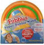 Fubbles Super Bubble Wand Makes Giant Bubbles