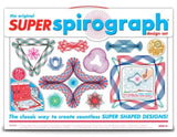 Original Super Spirograph Design Set - Includes Pens and Paper