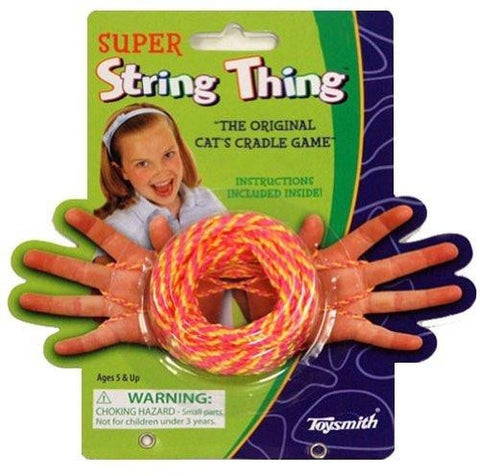 Super String Thing Cat's Cradle 72 inch Super Loop