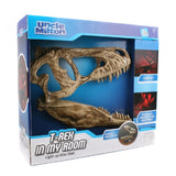 Uncle Milton T-Rex In My Room - Light Up Dino Skull Lamp