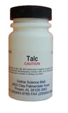 Talc Powder, 30g - Lab Grade Chemical Reagent