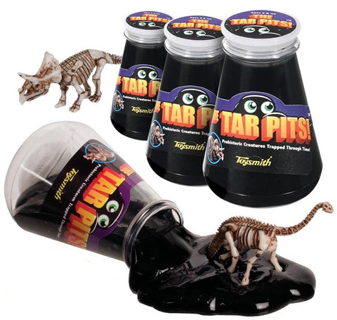 The Tar Pits Slime Gooey Fun w Prehistoric Super Sale