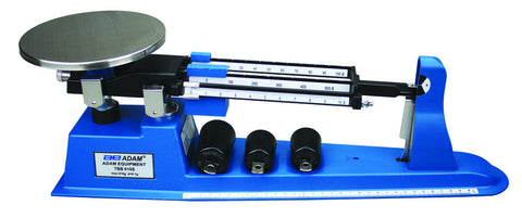 ADAM 2610g (0.1g Accuracy) Triple Beam Balance with Tare