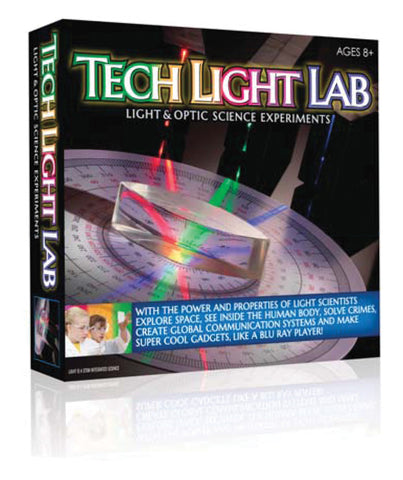 Light Blox - Tech Light Lab - Optic Science Experiment Kit