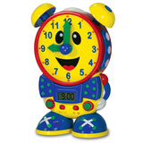 Telly the Teaching Time Clock Electronic Learning Toy