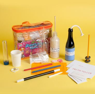 Be Amazing Lab in a Bag-The Science Behind Magic