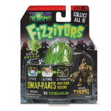 Test Tube Alien: Fizzitor - Hatching Toy Action Figure - THURG