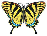 Insect Tiger Swallowtail Butterfly Wing Flapper Kite-43 x 32
