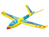 Paint-N-Fly Plane Glider and Paint Kit Tornado Model
