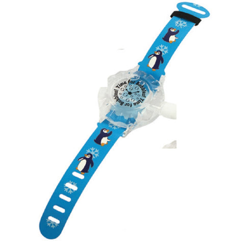 Touchable Bubbles Animal Toy Watch by Uncle Bubble (Color & Styles Vary)